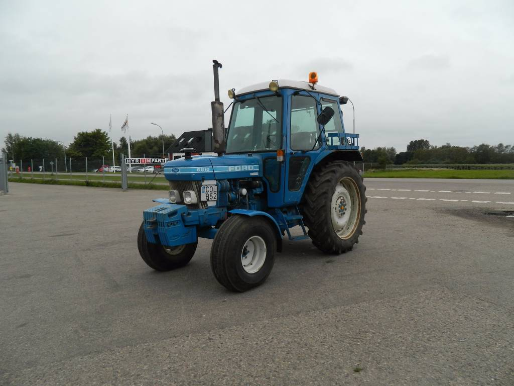 Ford 6610 2wd