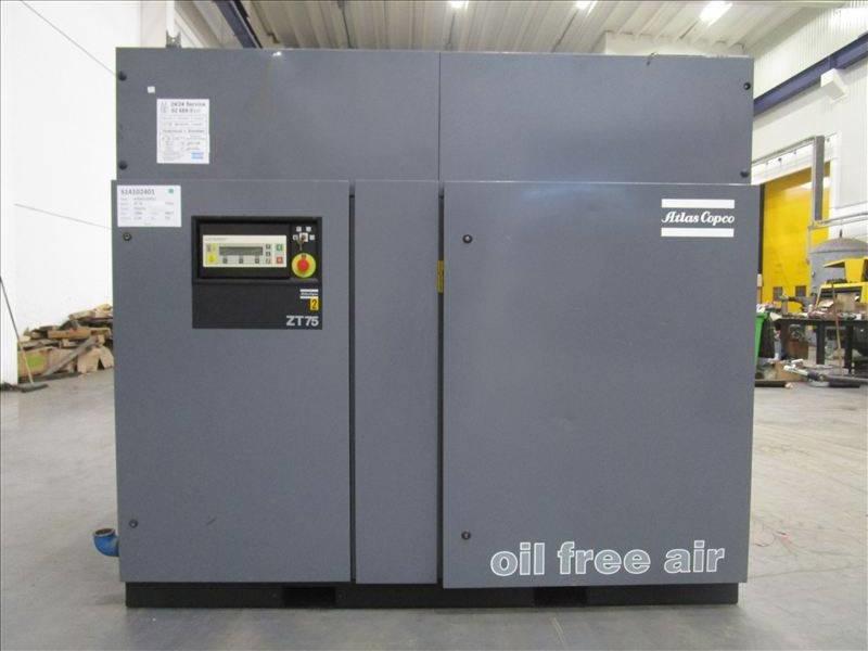 Atlas Copco ZT 75 FF, Compressors, Industrial