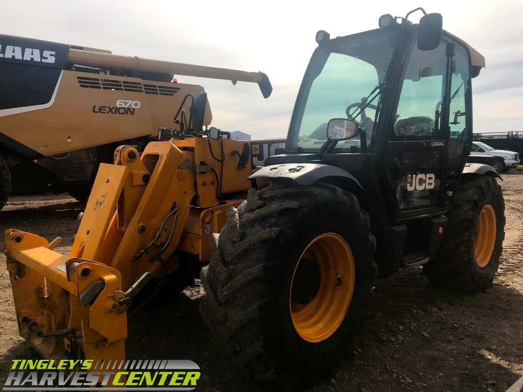 JCB Agri Plus 541-70, Telehandlers for Agriculture, Agriculture