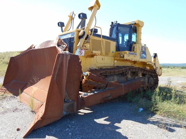 Komatsu D375A-6 D358, Dozers, Construction Equipment
