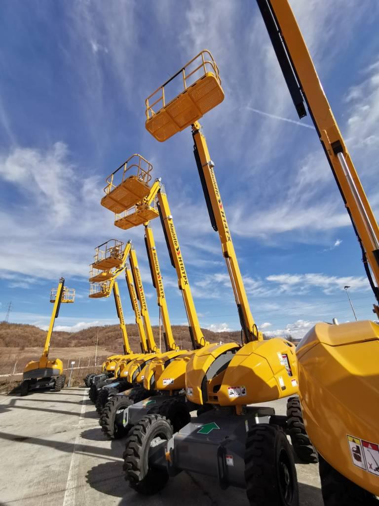 Haulotte H14TX, Telescopic boom lifts, Construction Equipment