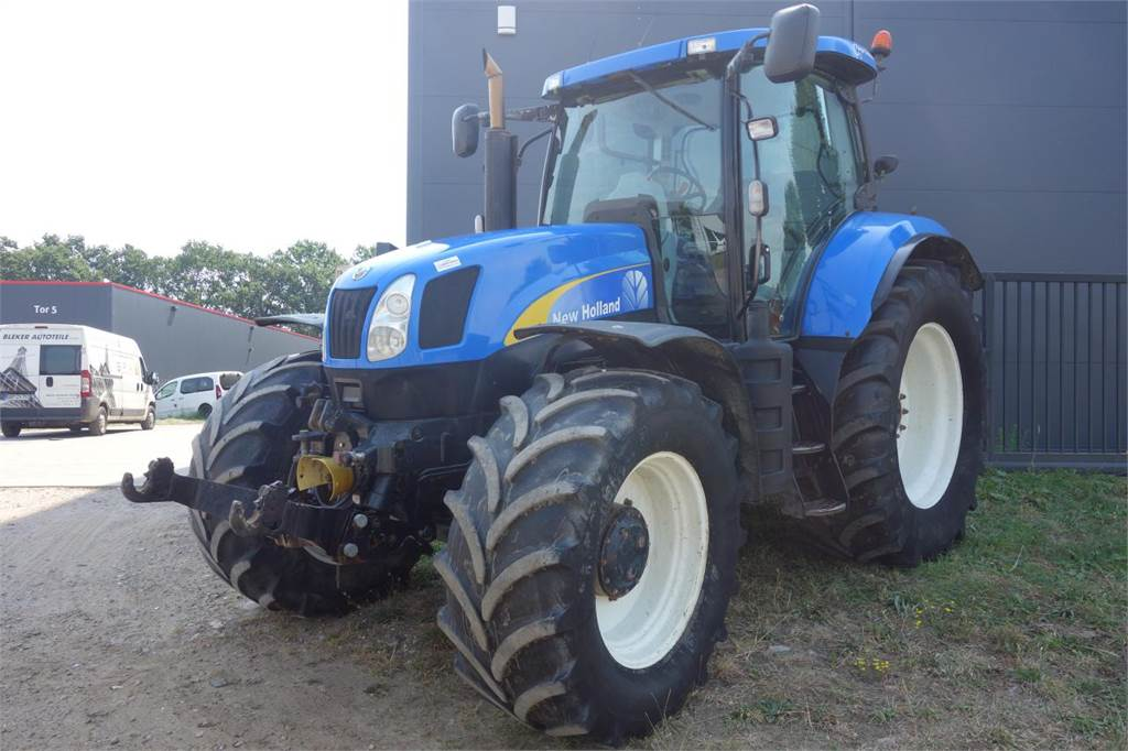 New Holland T6080 RC FH FZW