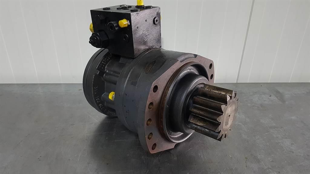 Poclain Hydraulics MSE08-2-11C -Mecalac 714MW - Swing moto