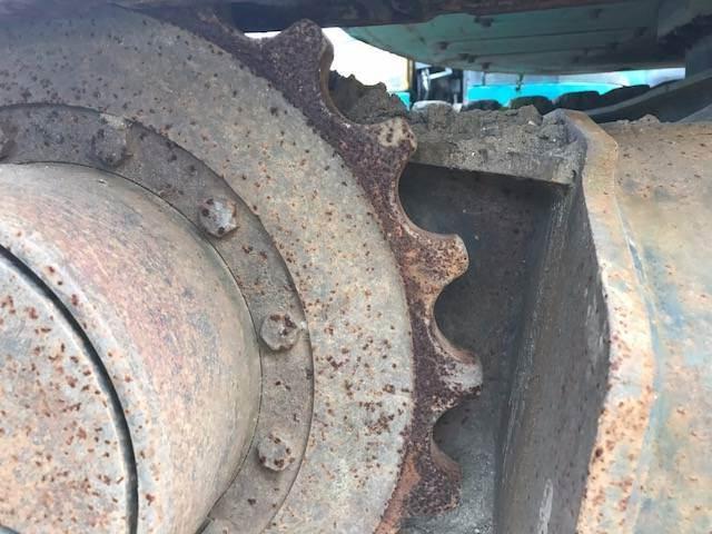 Kobelco SK60SR、ミニ油圧ショベル(ユンボ・パワーショベル・バックホー)< 7t  (ミニディガー)、建設機械