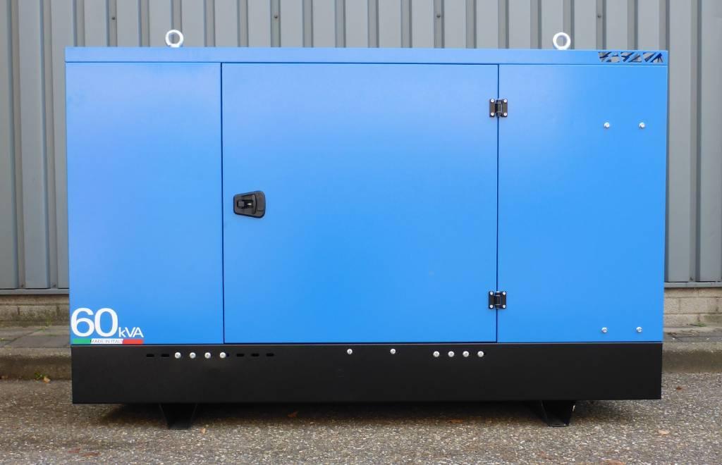 CGM 60P - Perkins 66 Kva generator, Diesel generatoren, Bouw