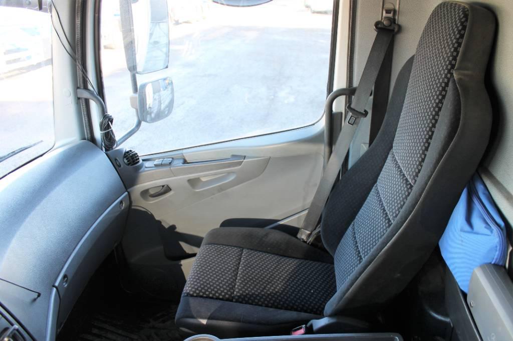 Mercedes-Benz Atego 1524, Umpikorikuorma-autot, Kuljetuskalusto