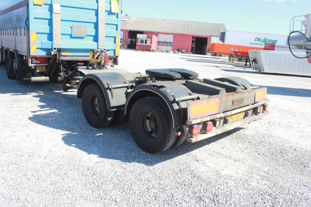 Pacton Dolly, Dolly, Transport