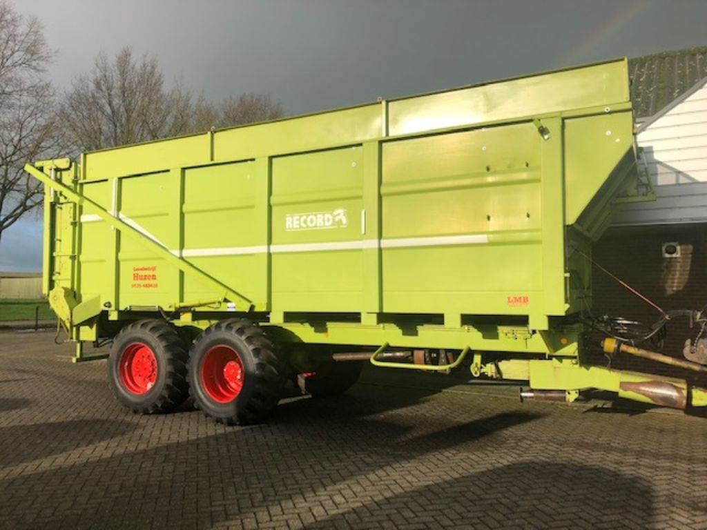 Record S-1800, Other Trailers, Agriculture