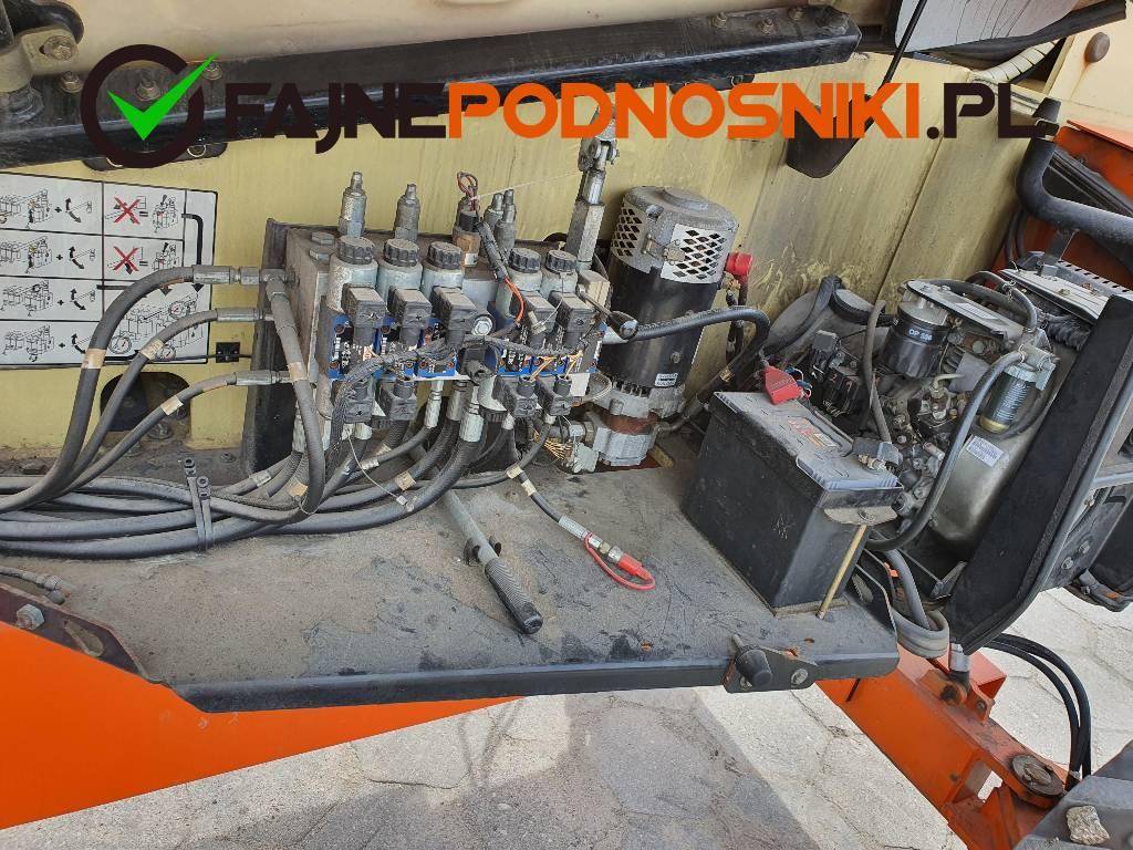 JLG M 600 JP, Podnośniki przegubowe, Maszyny budowlane