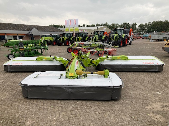 CLAAS Disco 9200 Trend Triple, Mowers, Agriculture