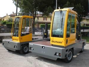 Baumann HX50/14/63TR, Diesel trucks, Material Handling