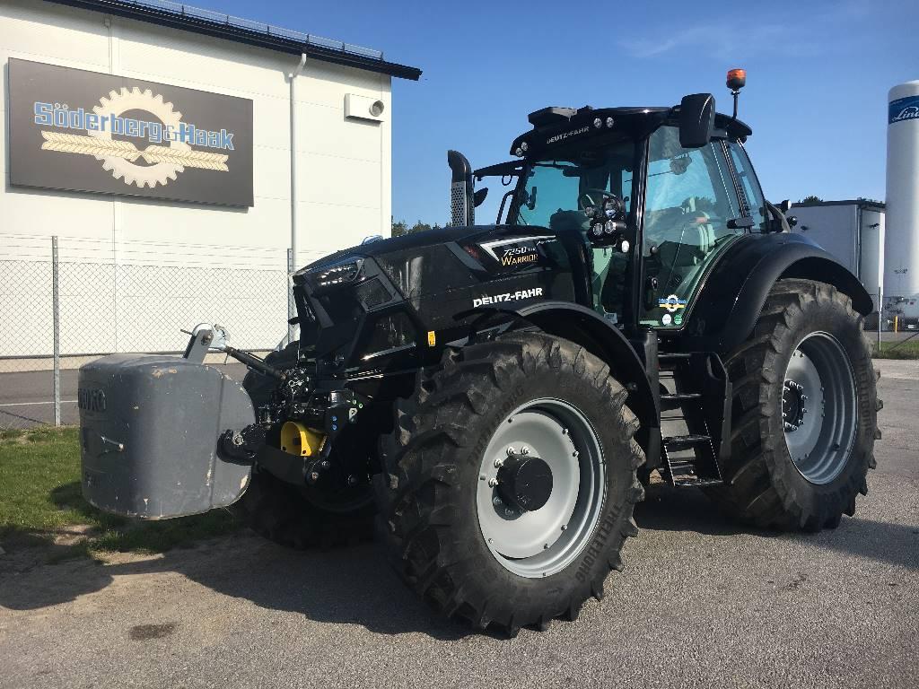 Deutz-Fahr 7250 TTV Warrior Demo, Traktorer, Lantbruk