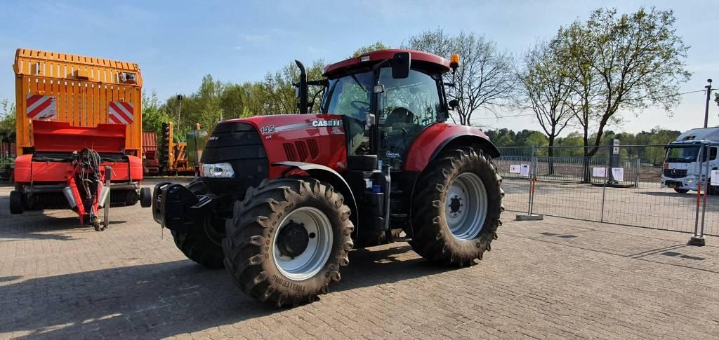 Case IH Puma 145 cvx, Tractoren, Landbouw