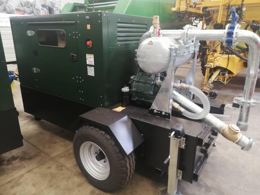 aqua force iveco caprari, Irrigation pumps, Agriculture