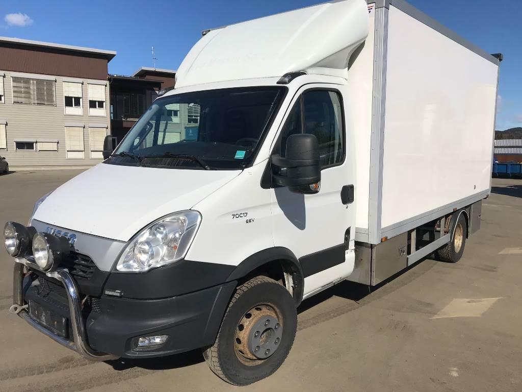 Iveco Dayly 70C17 Service vogn, Andre varebiler, Transport