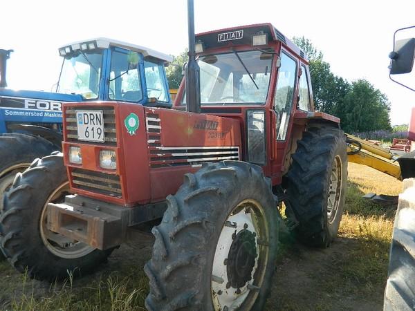 Fiat 980 DT, Traktori, Lauksaimniecība