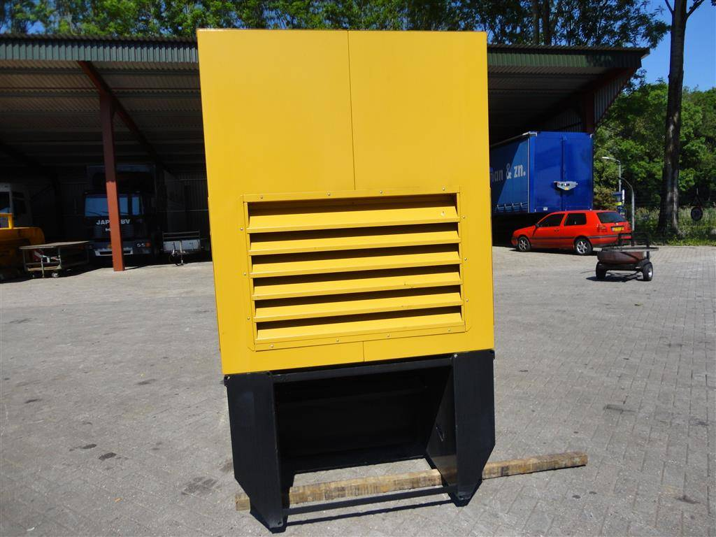 Olympian GEP200-2, Diesel Generators, Construction