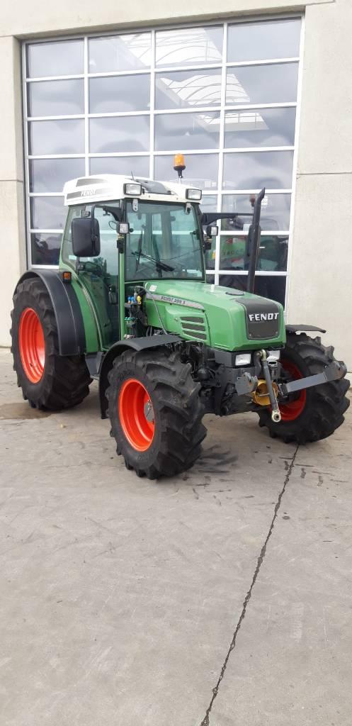Fendt Farmer 209S, Tractoren, Landbouw