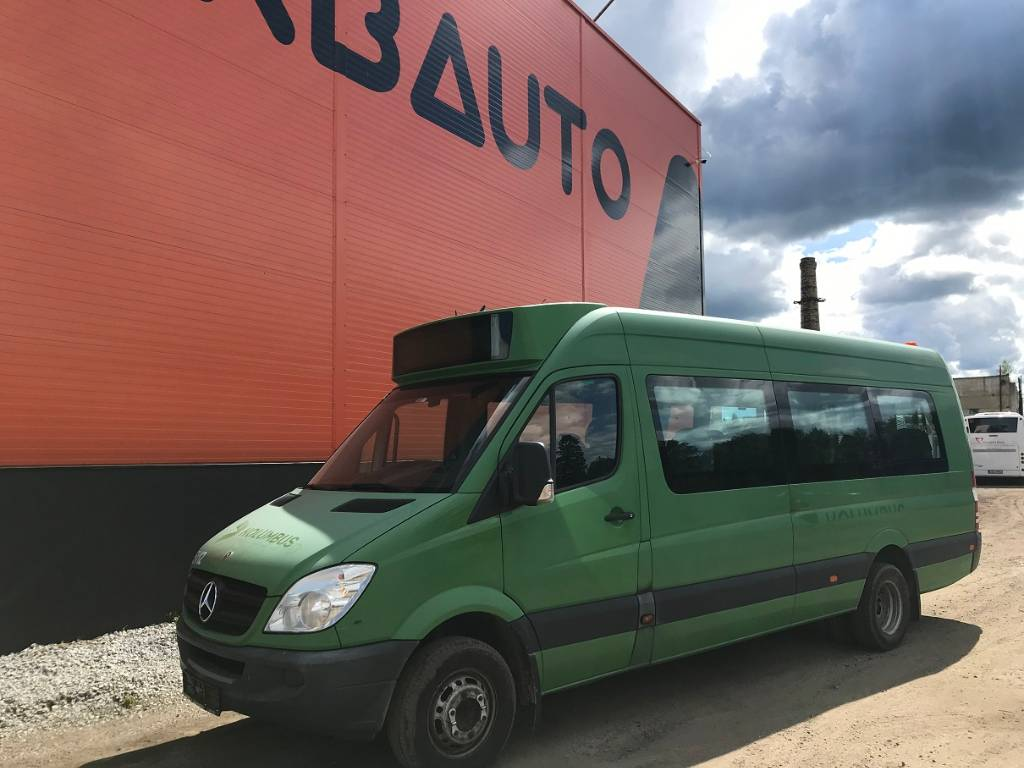 Mercedes-Benz SPRINTER 516CDI, Mini buses, Trucks and Trailers