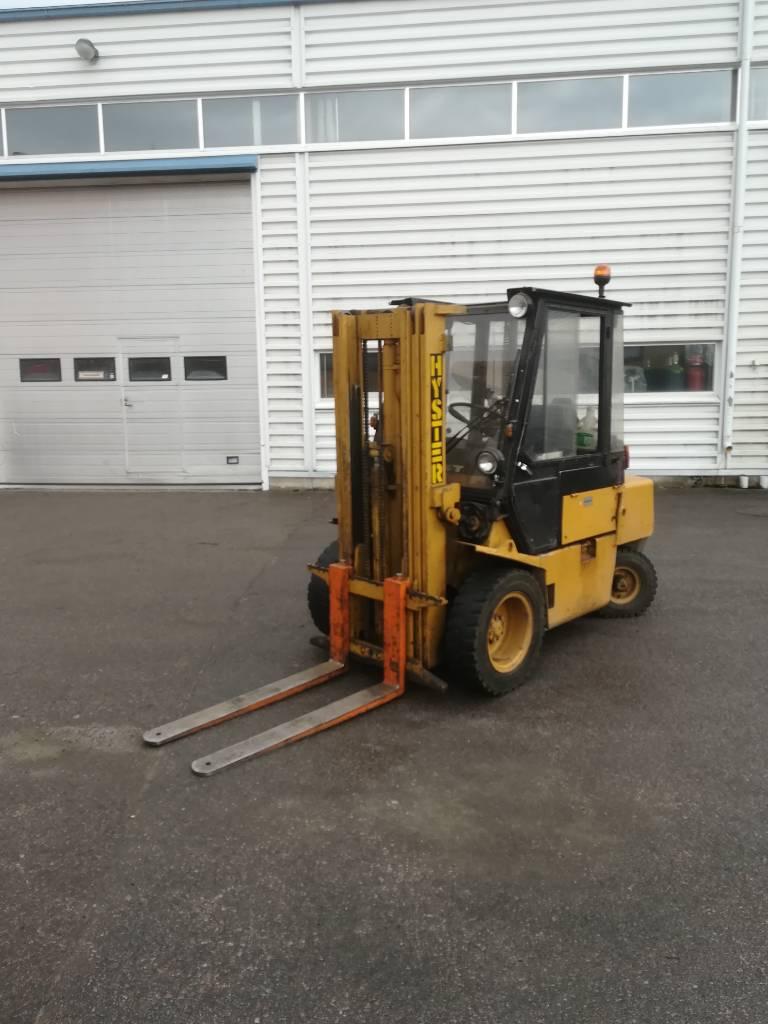 Hyster H 60 XL, Dieseltrukit, Materiaalinkäsittely
