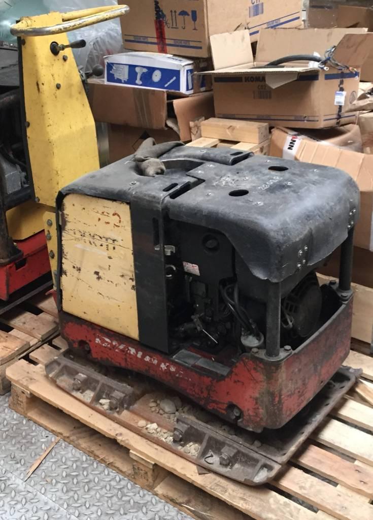 Dynapac LH 300, Plate Compactors, Construction Equipment