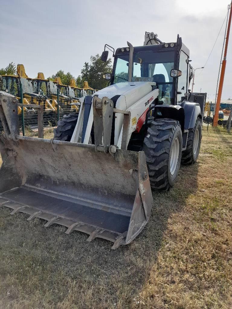 Terex TLB990, Backhoe Loaders, Construction Equipment
