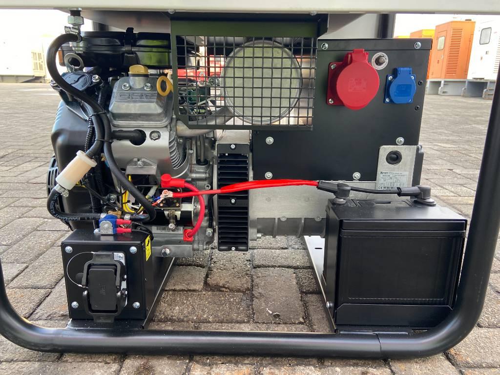 Vanguard 3854 - 15 kVA - Stage V - Generator - DPX-17974, Benzine generatoren, Bouw