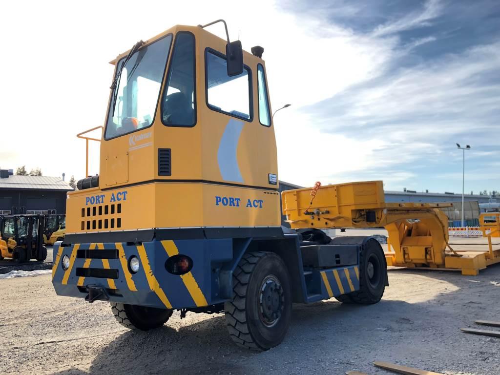 Kalmar TRX 242 CL, Terminaalitraktorit, Materiaalinkäsittely