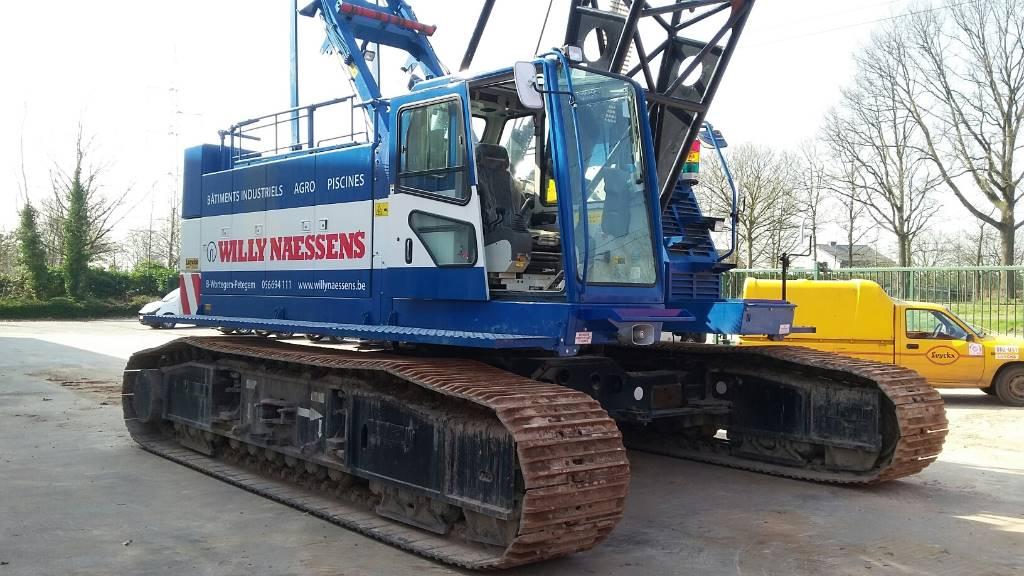 HITACHI SUMITOMO SCX 800A-3, Crawler Cranes, Construction Equipment