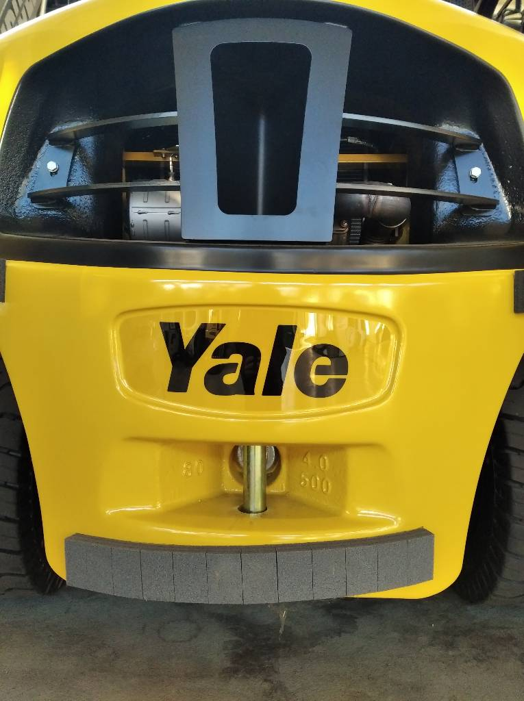 Yale GDP40VX5, Diesel counterbalance Forklifts, Material Handling