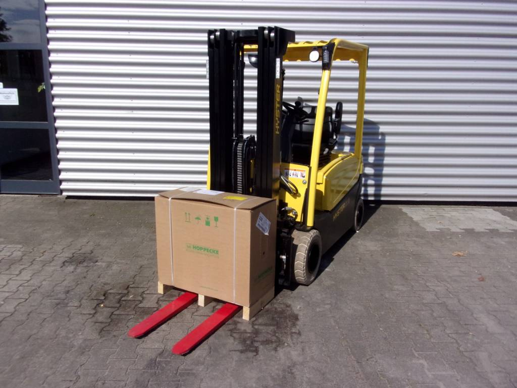 Hyster J 2.0 XN, Electric counterbalance Forklifts, Material Handling
