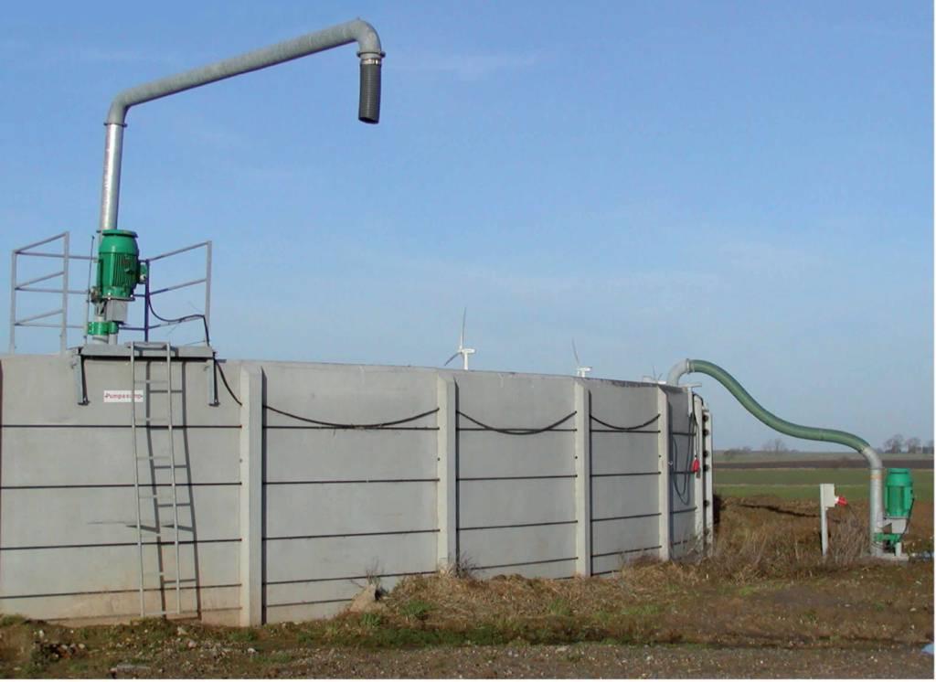 [Other] Fremtiden stangpumpe - gjødselpumpe, Pumper og røreverk, Landbruk