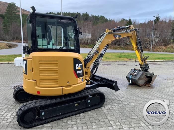 Caterpillar 303.5, Mini Excavators <7t (Mini Diggers), Construction Equipment