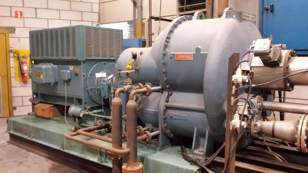 Ingersoll Rand Centac C140MX4, Compressors, Construction Equipment