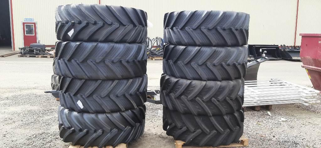 Däck på lager 540/65-28 radial, Däck, hjul och fälgar, Lantbruk