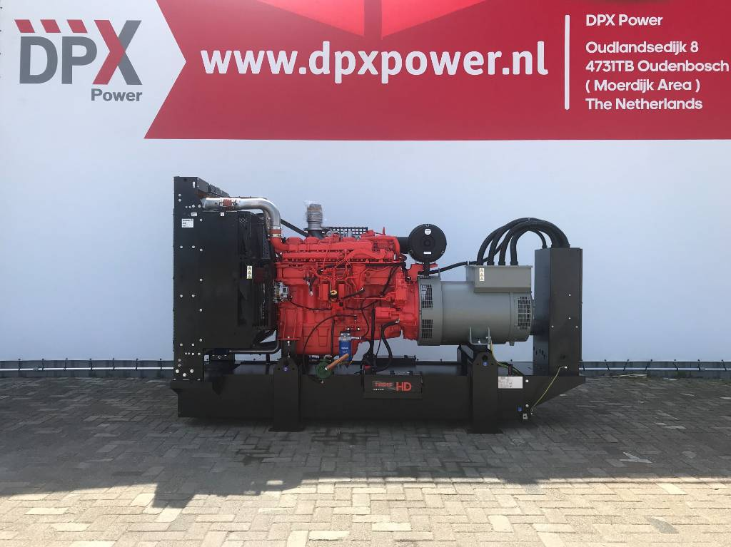 Scania Stage IIIA - DC13 - 385 kVA Generator -DPX-17824-O, Diesel generatoren, Bouw