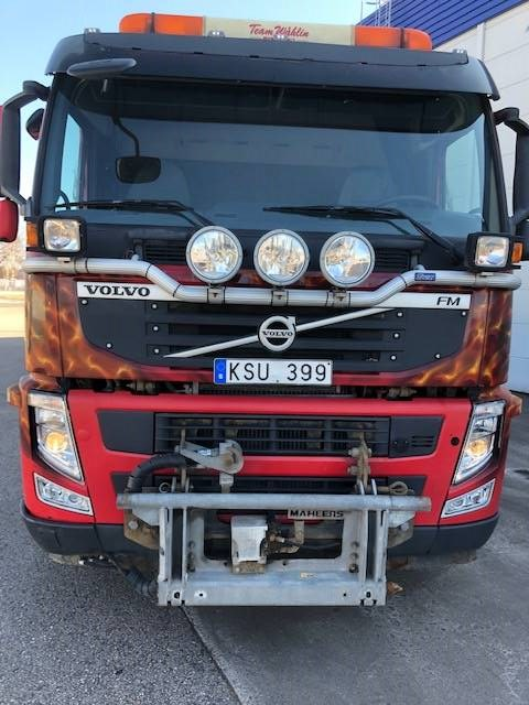Volvo FM, Tow Trucks / Wreckers, Trucks and Trailers