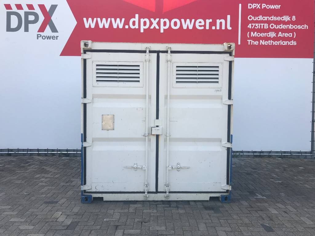 [Other] [Overig] 10FT Used Genset Container - DPX-11909B, Anders, Bouw