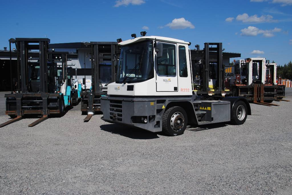 Mafi MT32 R 4X2, Terminaltraktorer, Materialhantering