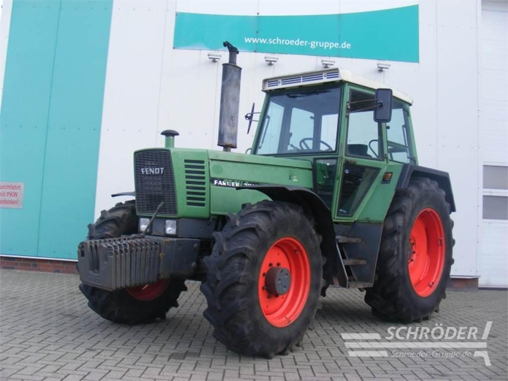 Fendt Farmer 311 Turbomatik