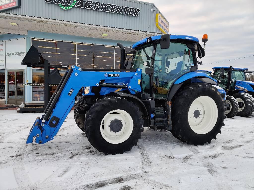 New Holland T6.120 EC -POISTOMYYNTI!, Traktorit, Maatalous