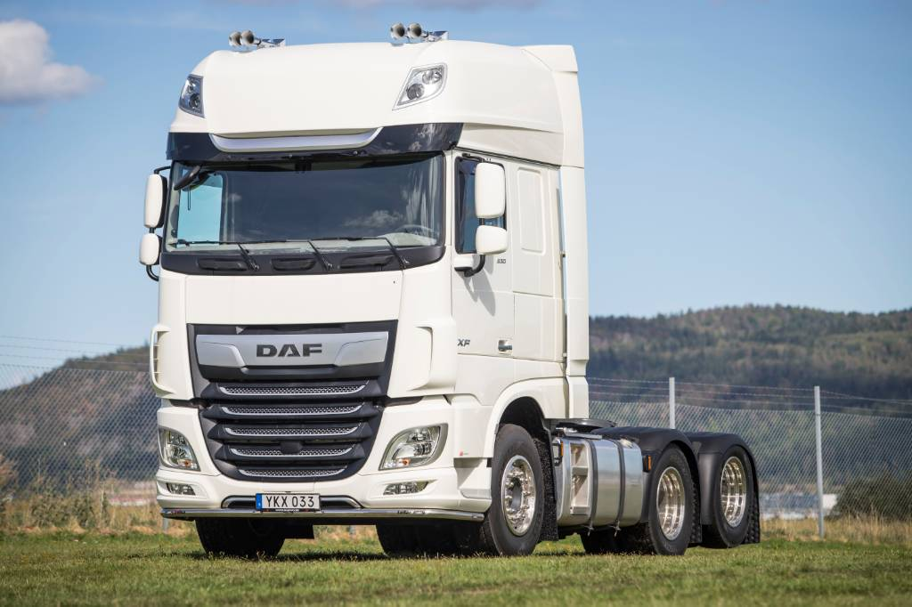 DAF XF FTS 480 - Nordic Edition, Conventional Trucks / Tractor Trucks, Trucks and Trailers