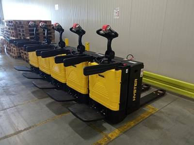 Hyster P2.0SE, Low lifter, Material Handling