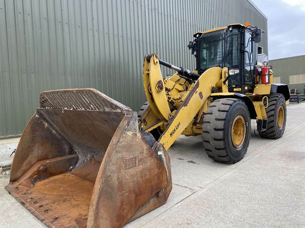 Caterpillar 938M Waste Handler, Wheel Loaders, Construction