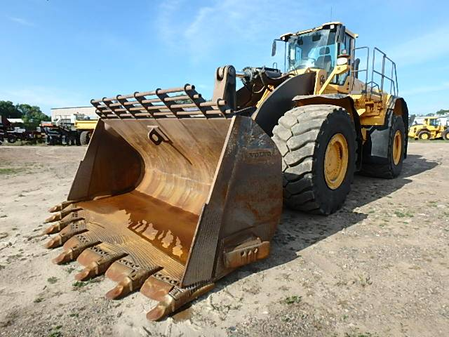 Volvo L350F, Wheel Loaders, Construction Equipment