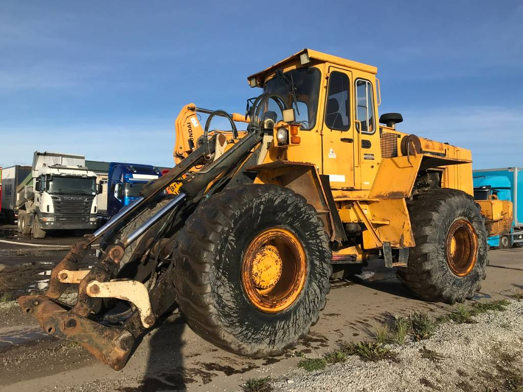 Volvo L 120, Wheel Loaders, Construction Equipment