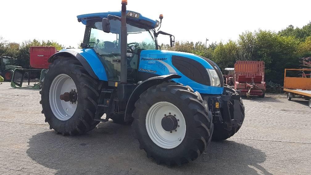 Landini Powermaster 180, Tractoren, Landbouw