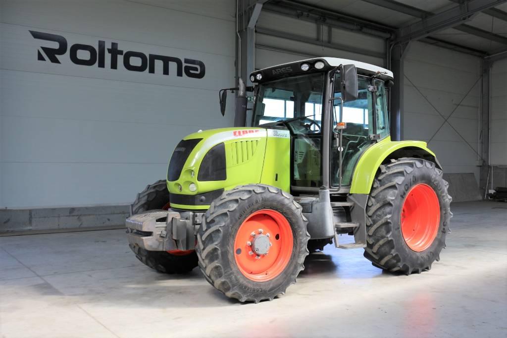 CLAAS 557 Ares ATZ, Traktory, Maszyny rolnicze
