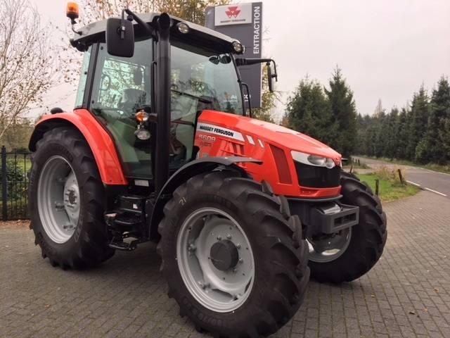 Massey Ferguson 5609, Tractoren, Landbouw