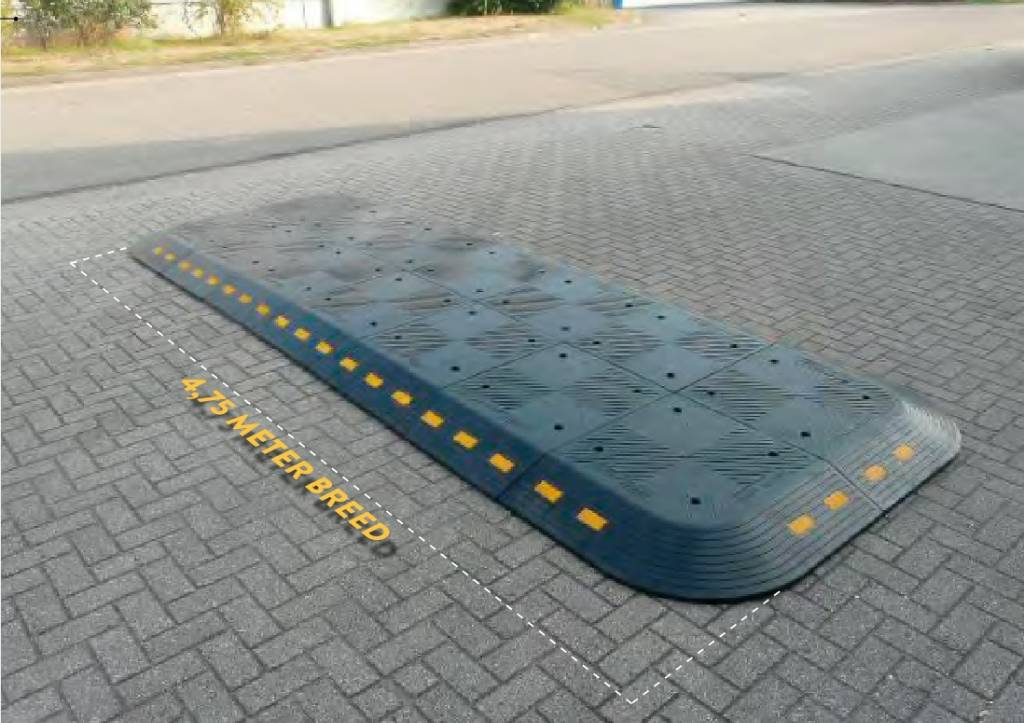 [Other] plate atcher speed bump, Other groundcare machines, Groundcare